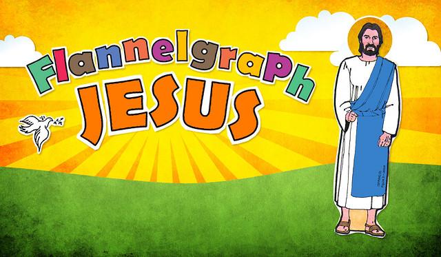 flannel jesus